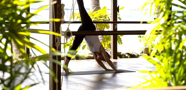 Yoga & Fitness at Samahita Retreat