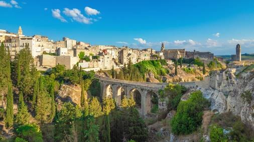 14-night Puglia & Sorrento Guided Walking Holiday