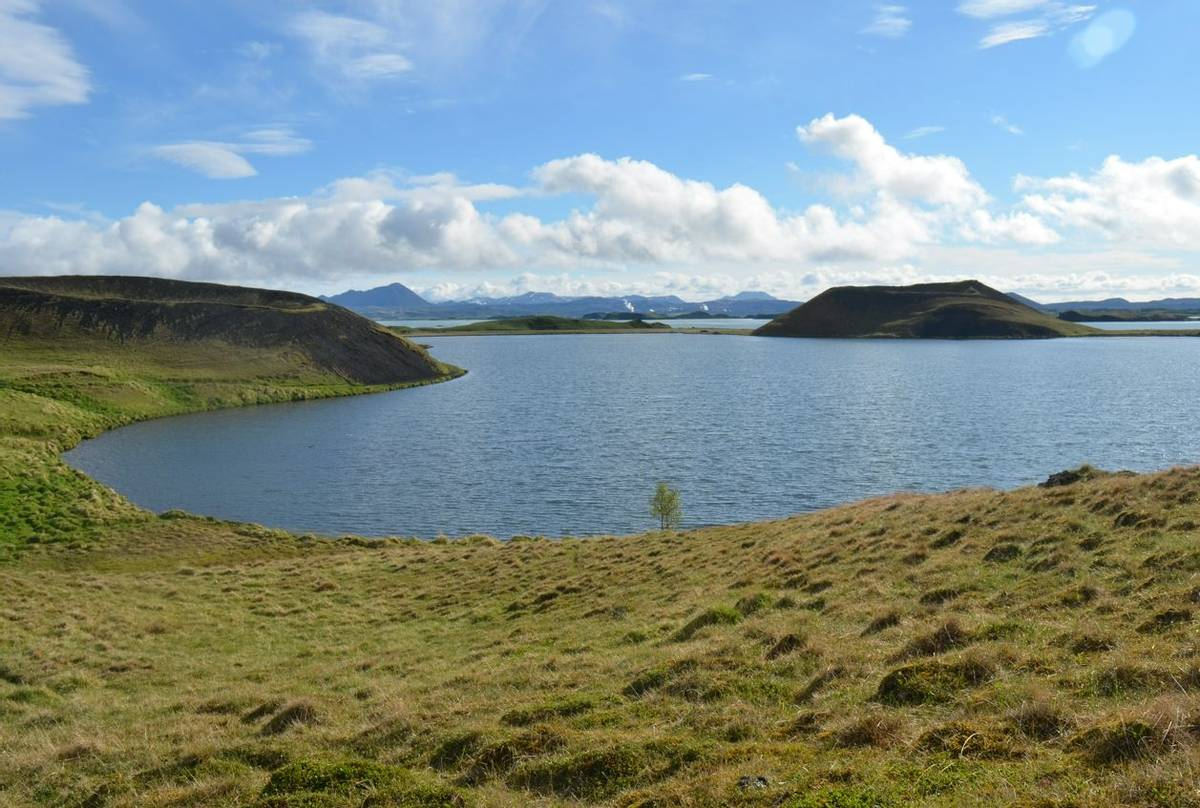 Myvatn by D Phillips