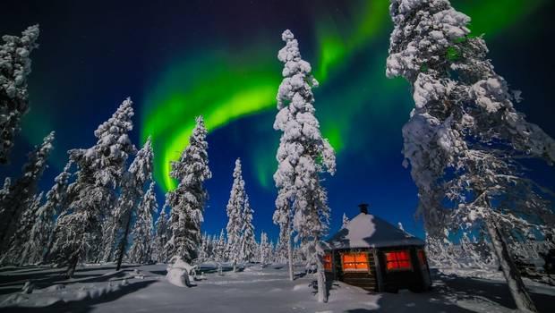 Nellim New Year Aurora Adventure