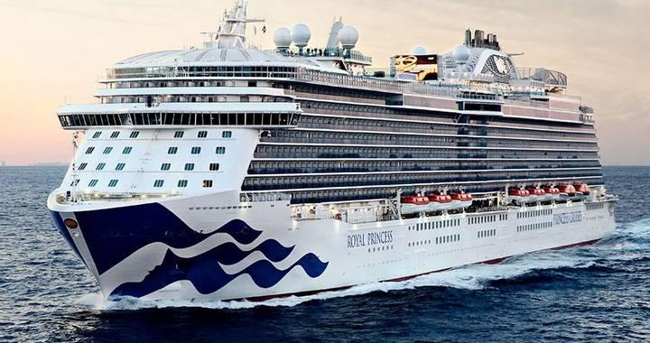 Southampton - Disembark Regal Princess