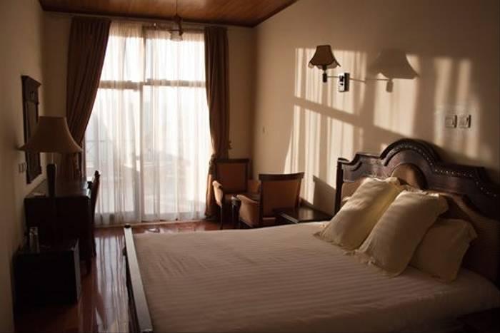 Taye Belay Hotel, Gonder (Dani Free)