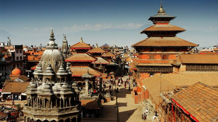 Durbar Square, Kathmandu, Nepal Shutterstock 223257994