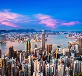 Hong Kong - Disembark Royal Princess & Hotel Stay