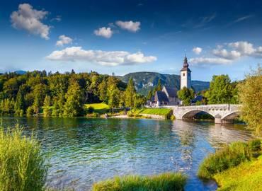 Slovenia - Alpine Flowers of the Julian Alps