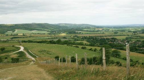 3-Night South Downs Guided Walking Holiday