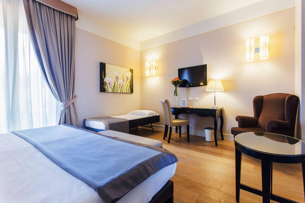 Palazzo San Lorenzo Hotel & Spa - Camera Tripla.jpg