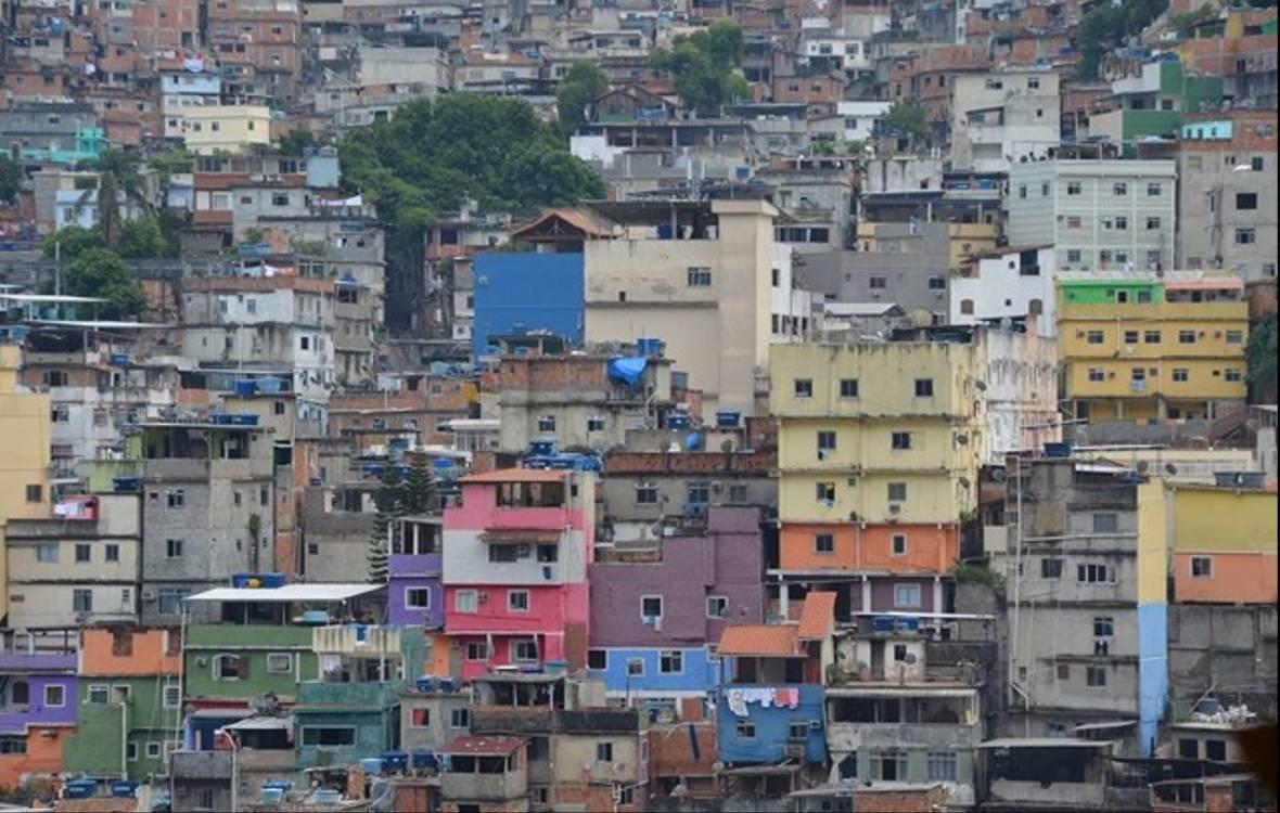 Favela Rocinha Tour - Rio