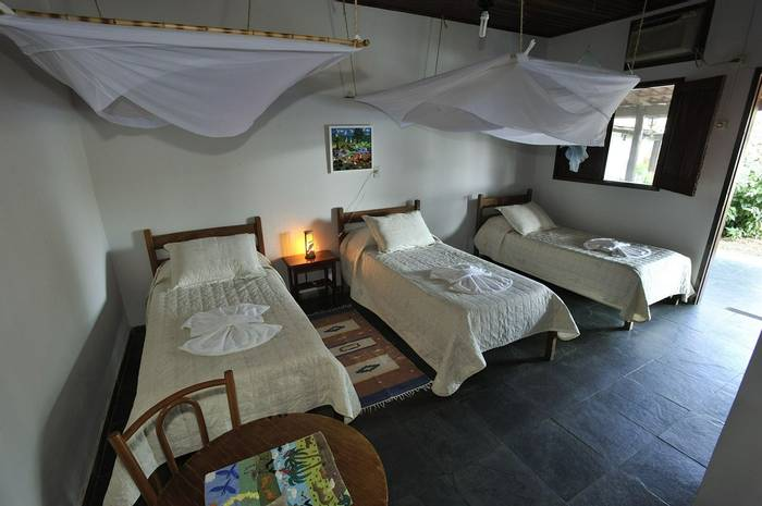 SouthWild Pantanal Bedroom