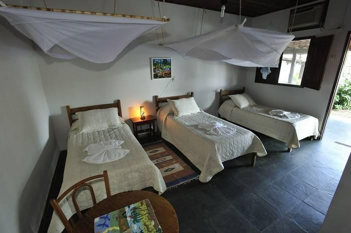SouthWild Pantanal Bedroom