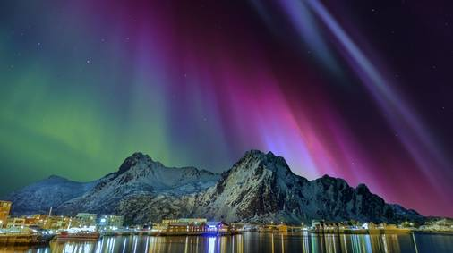 Lofoten Islands Guided Walking Holiday