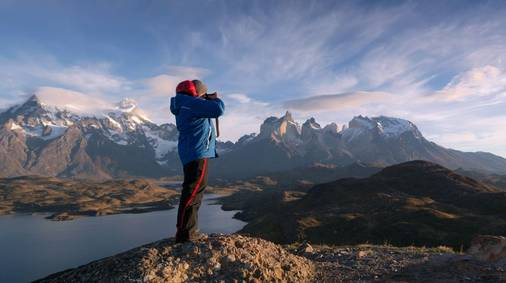 Patagonia Guided Walking Holiday