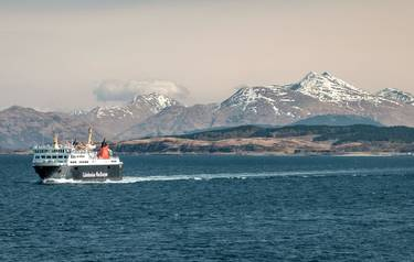 Mull & Iona - Island Hopping - Oban Ferry_AdobeStock_201408283