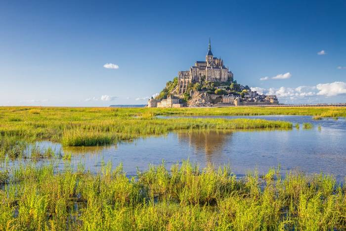 Le Mont Saint-Michel Brittany France shutterstock_397732753.jpg