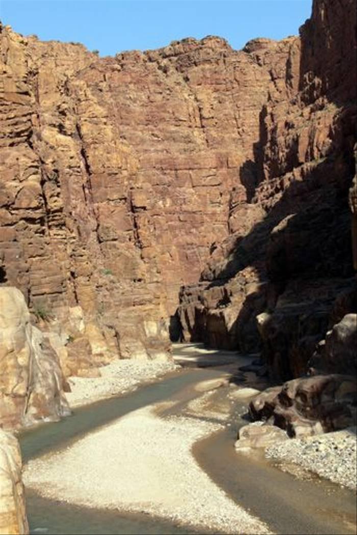 Wadi Mujib (Tim Melling)