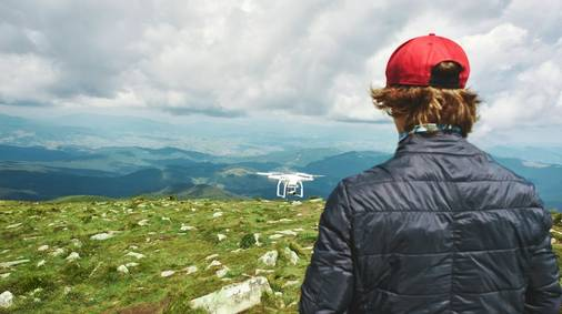4-Night Learn to fly a drone in the Lake District Holiday