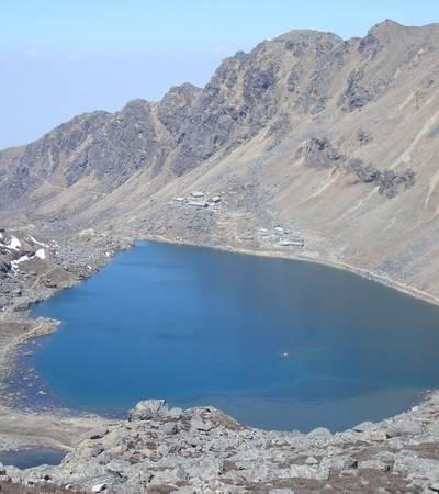 Gosainkund Lake (4,400m)