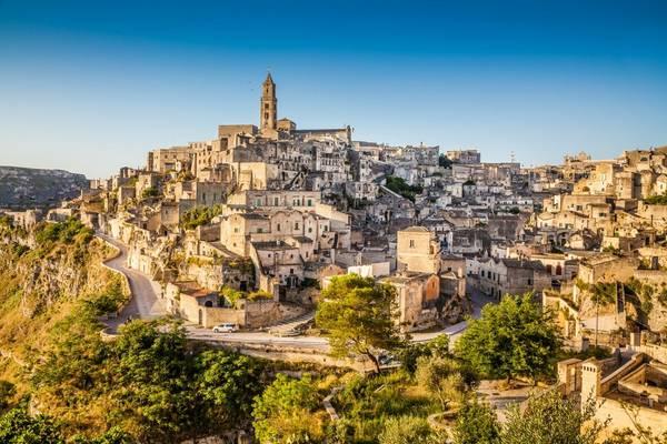 Matera, Puglia Italy Shutterstock 221849419