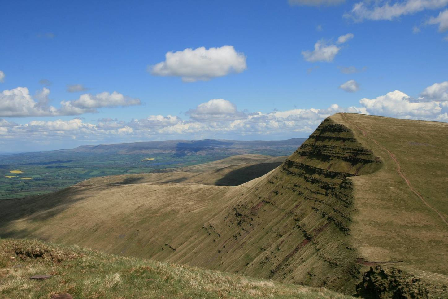 Brecon Beacons Guided Walking