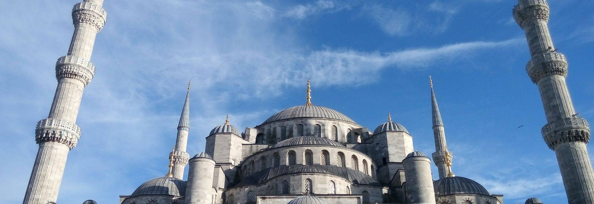 Turkey Blue Mosque