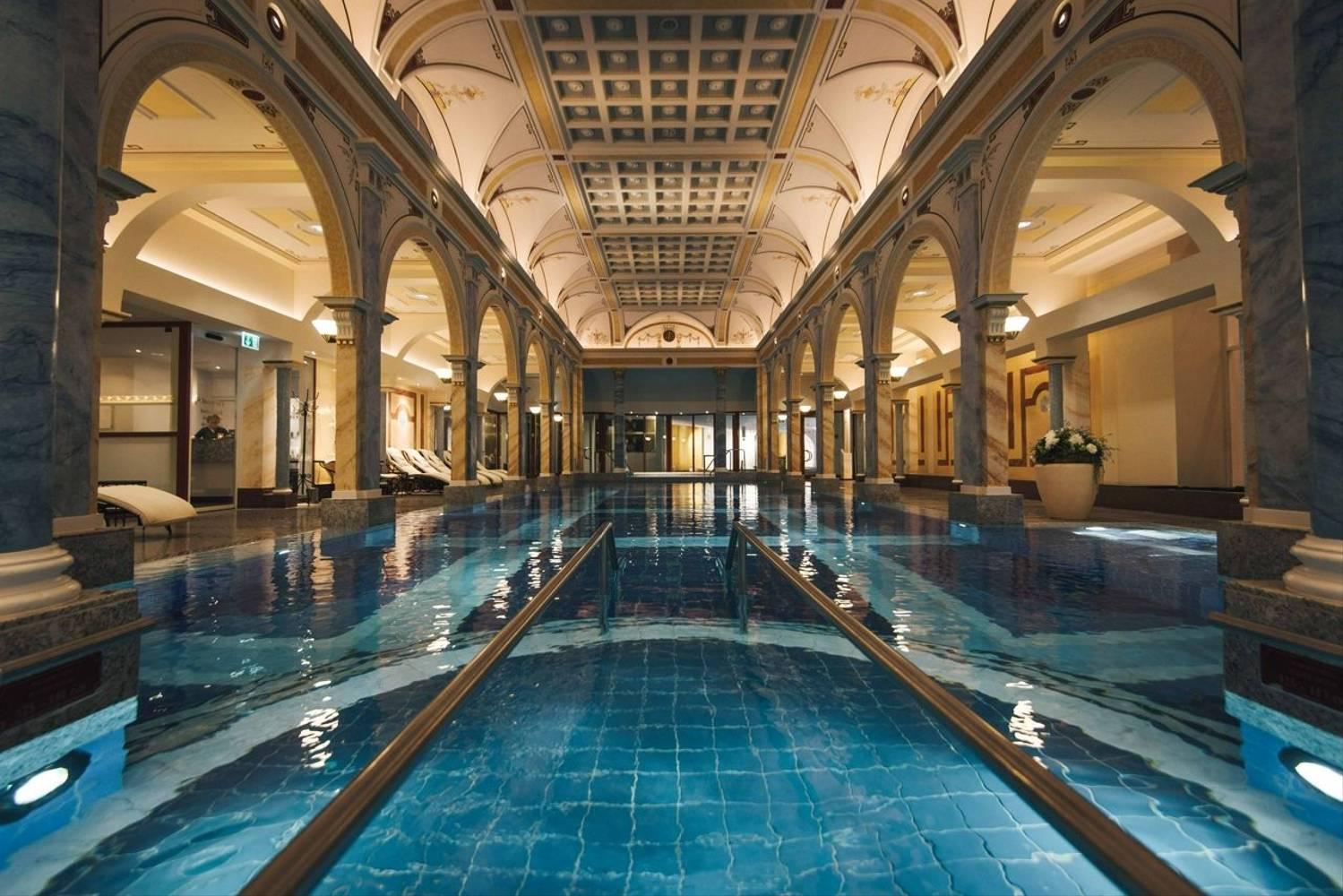 Grand Resort Bad Ragaz Switzerland Health And Fitness