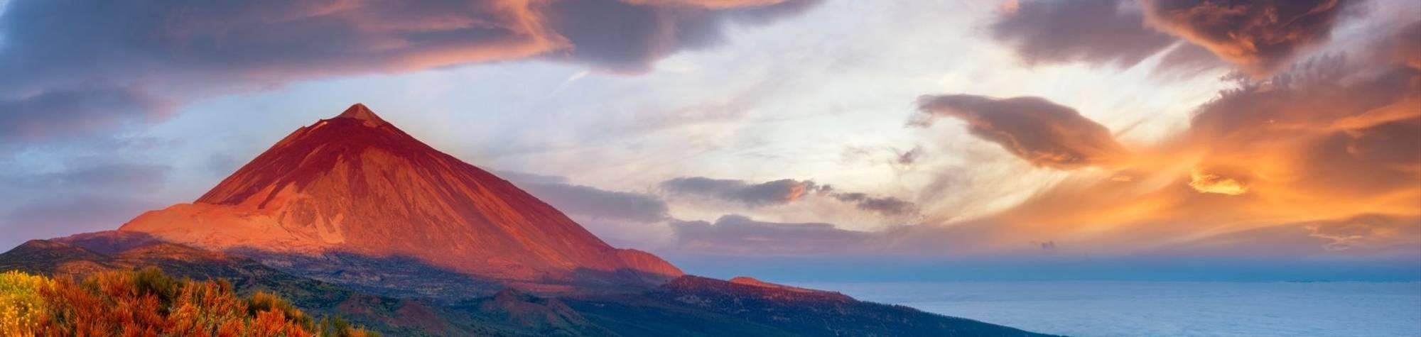 Tenerife Mount Teide