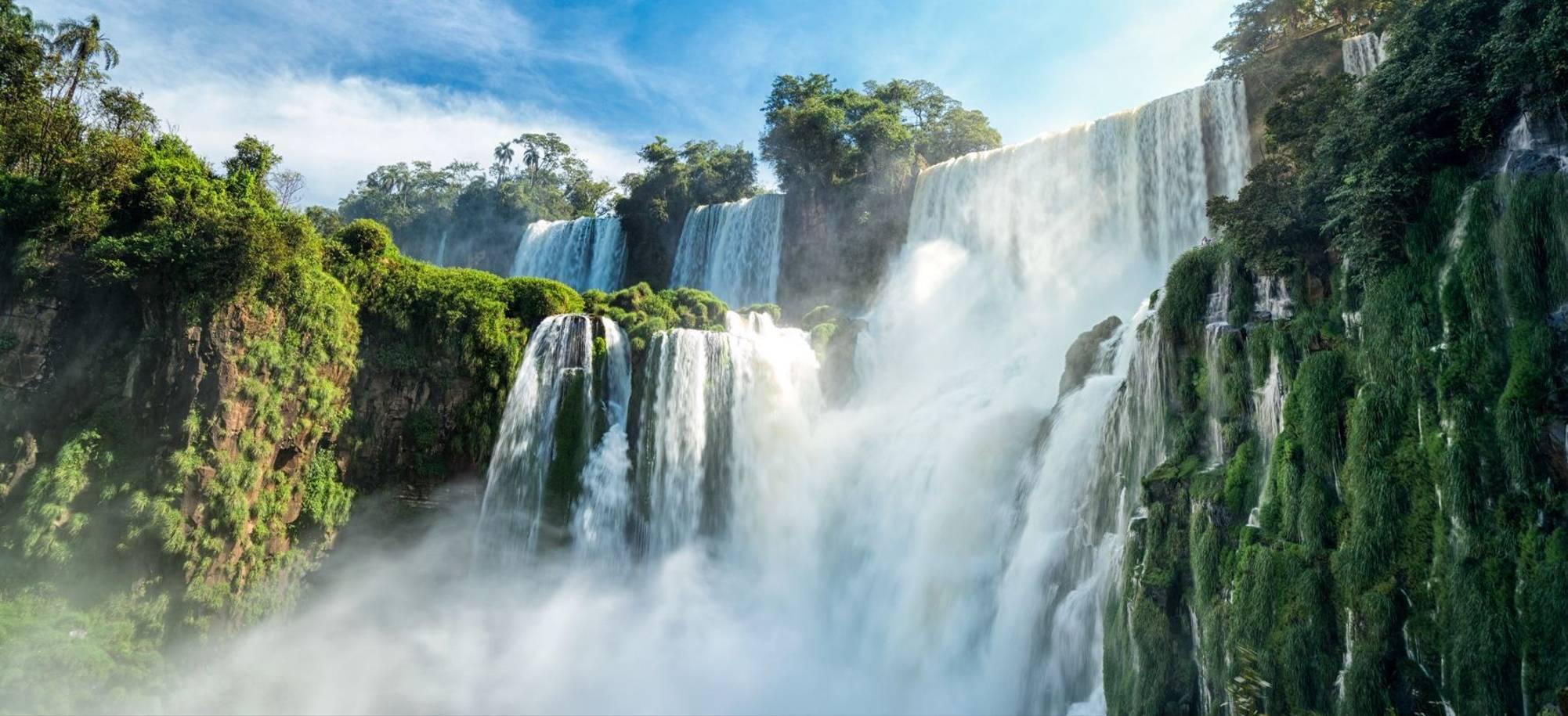 Iguazu Falls2   Itinerary Desktop