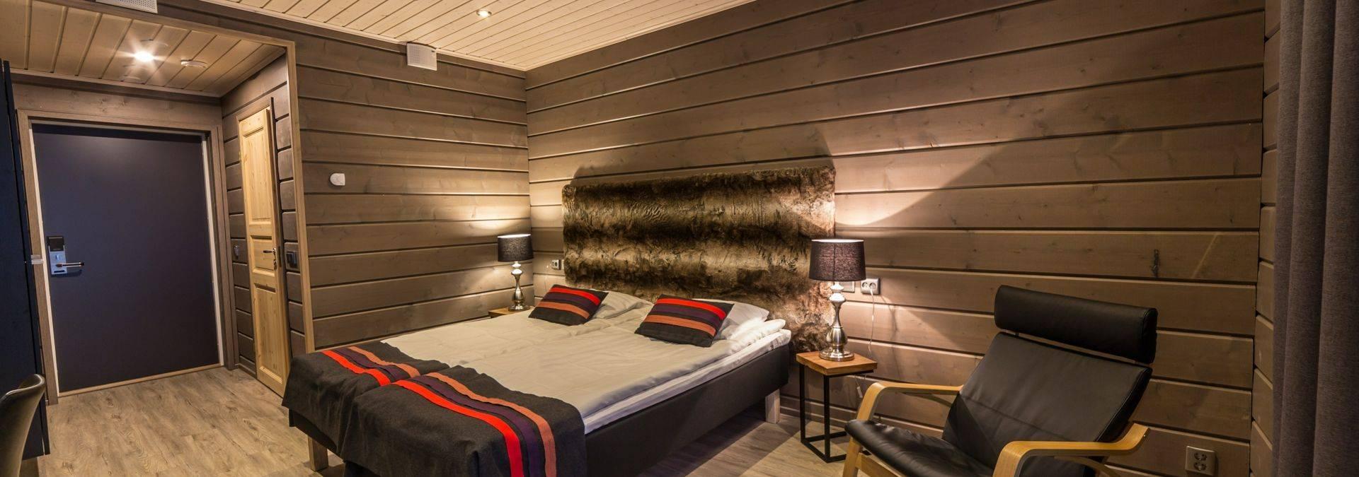 Inari Standard Room Sgl Dbl8   Credit Matt Robinson