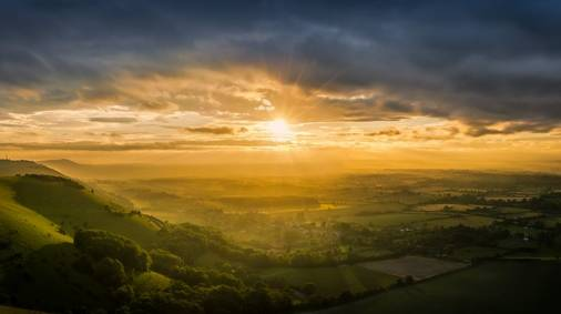 4-Night South Downs Guided Walking for Solos Holiday