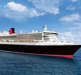 Southampton - Embark Queen Mary 2