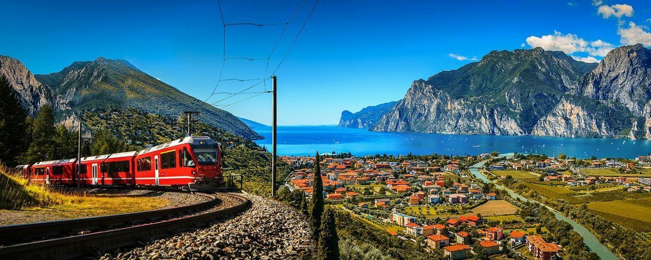 Italian Lakes Retreat and Scenic Swiss Rail