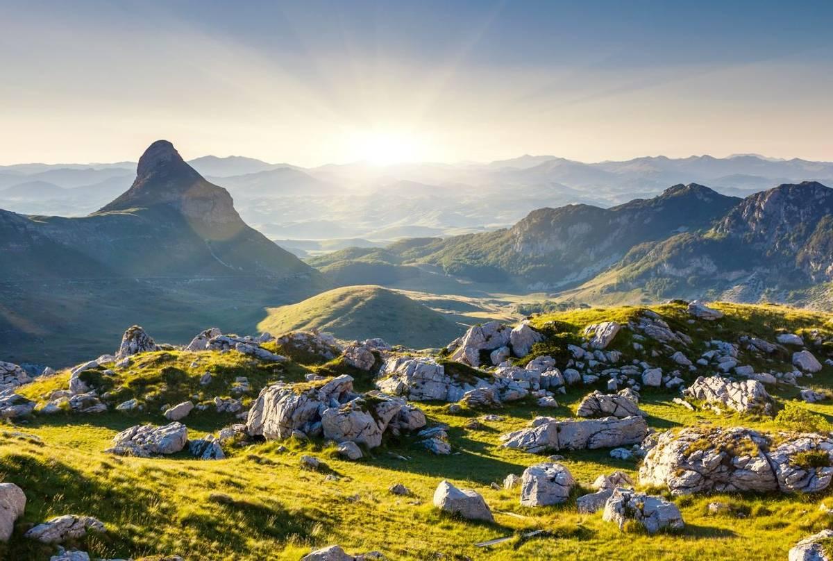 Montenegro   Durmitor NP Sunrise Shutterstock 151426919