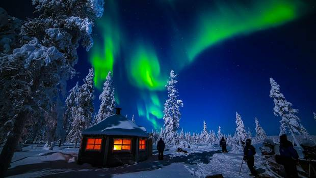 Muotka - A Family Christmas in Lapland