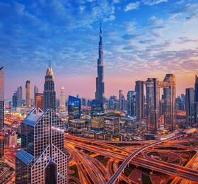 Dubai (Overnight in Port)