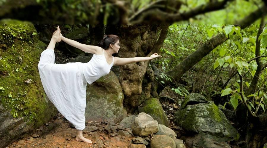 Yoga in Nature at Atmantan Wellness Resort