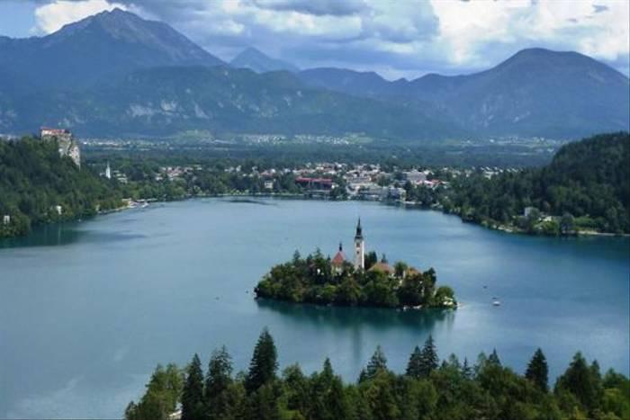 Lake Bled (Kerrie Warburton)