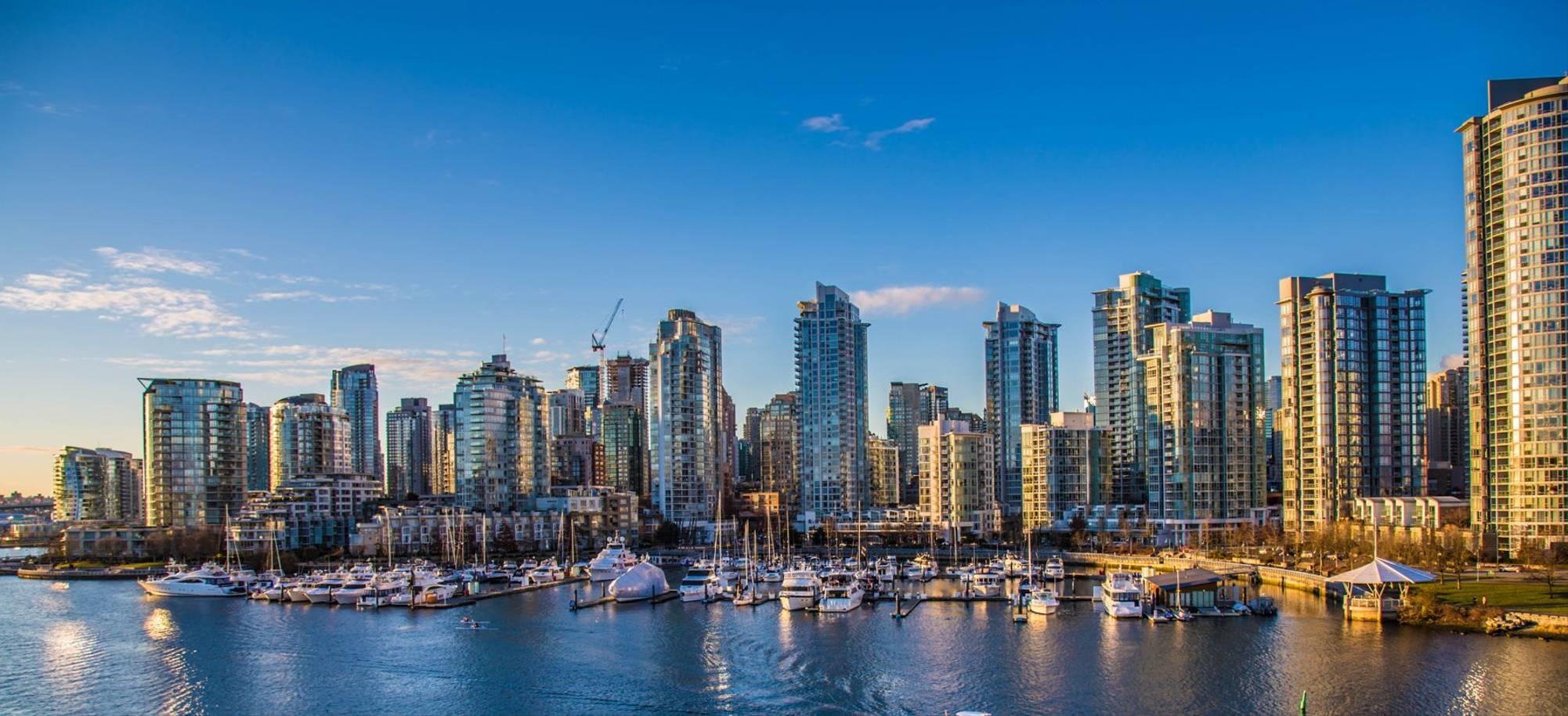 Vancouver   City Views   Itinerary Desktop