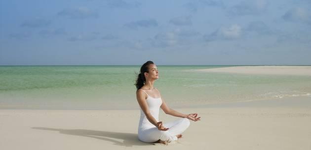Yoga & Pilates at COMO Parrot Cay