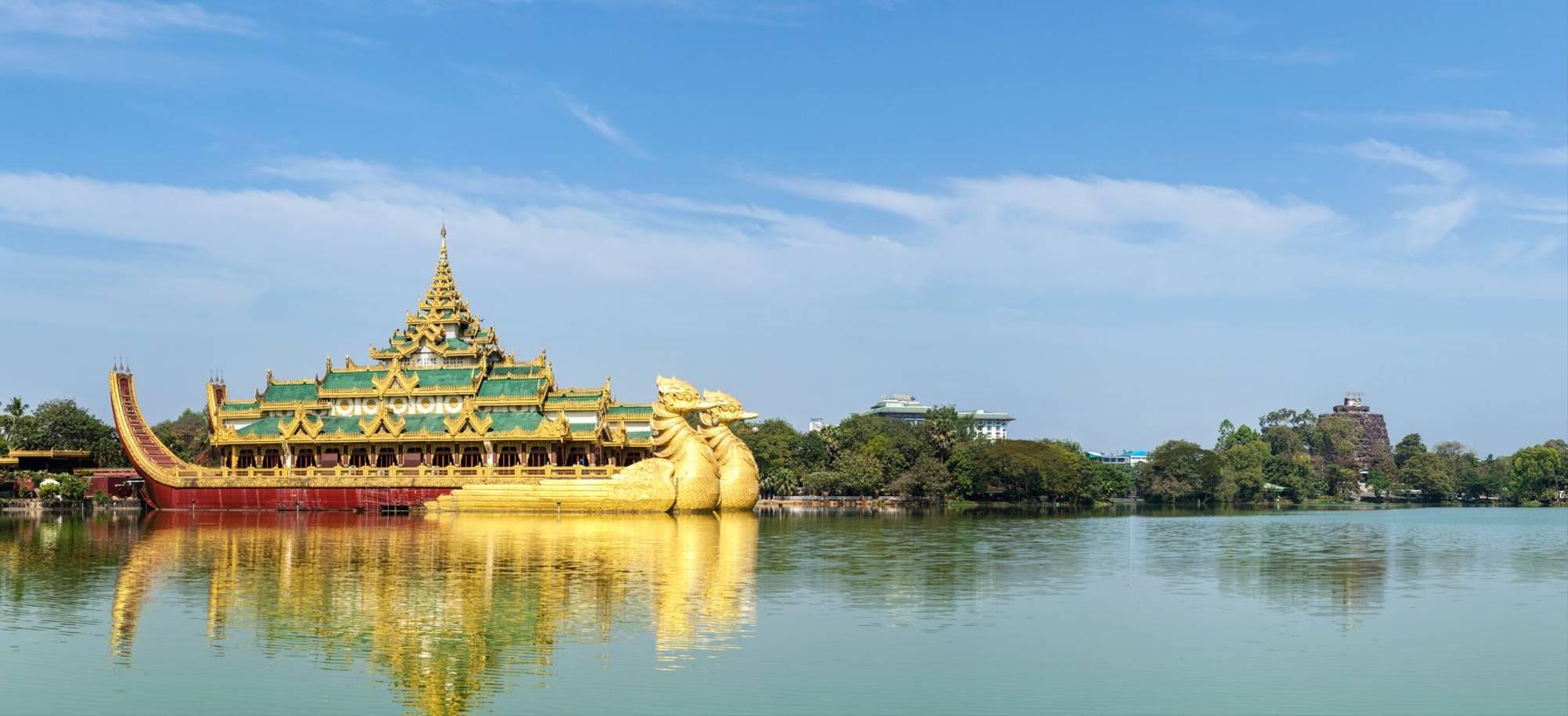 Yangon4   Kandawgyi Lake   Itinerary Desktop