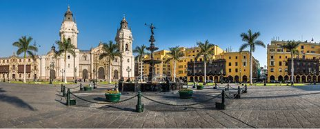 Treasures of the South Pacific & Lima Stay
