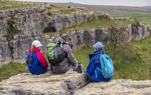 7-Night Southern Yorkshire Dales Family Walking Adventure