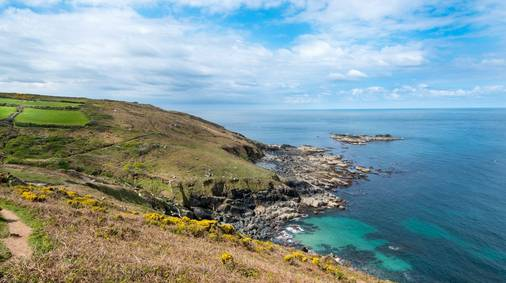 7-Night Cornwall Tread Lightly Guided Walking Holiday