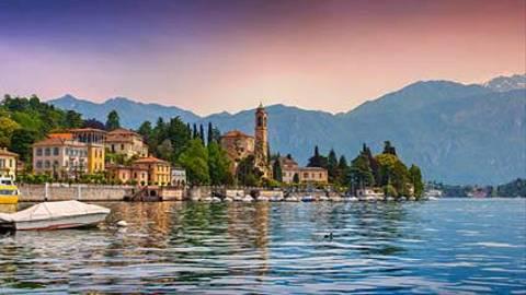Day 5   Italy   Lake Como  4