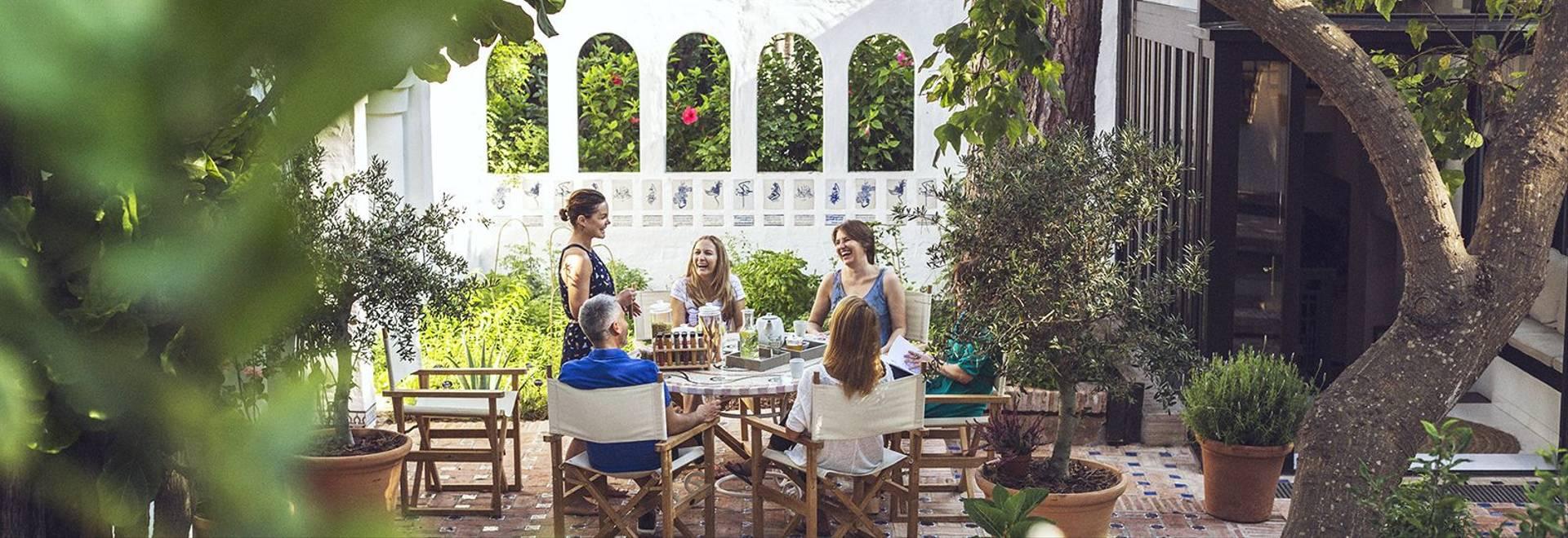 Marbella Club Guests