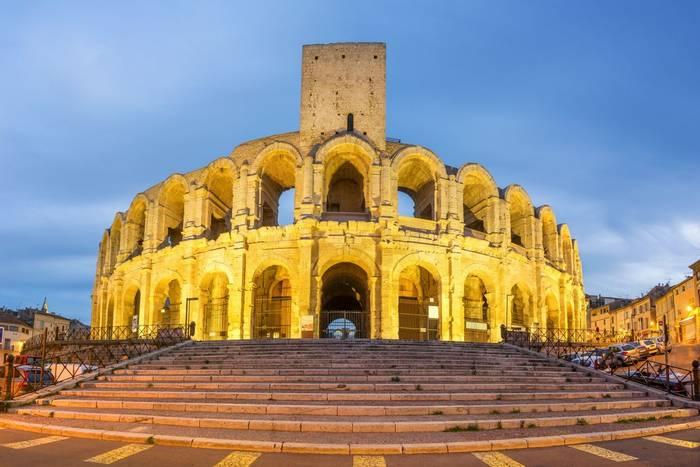 Arles Amphitheatre, France shutterstock_708566341.jpg