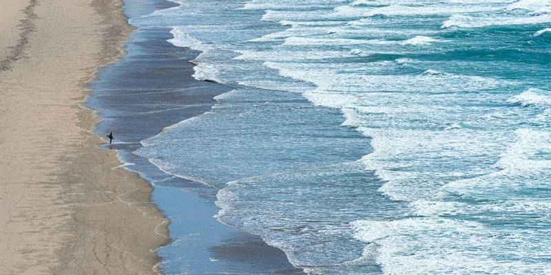 Penhale Sands, Cornwall