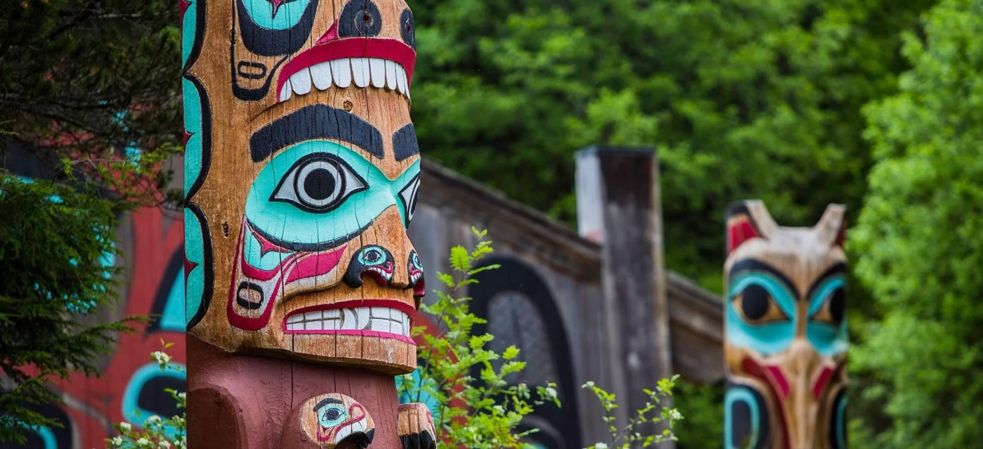 Ketchikan   Totem Poles  Itinerary Desktop