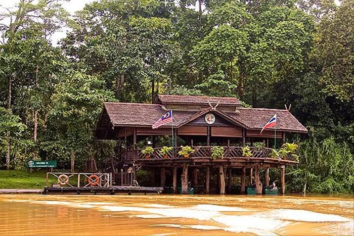 Sukau Lodge (Dani Free)
