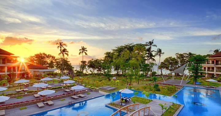Luxury hotel stay in Seychelles