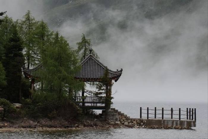Mugeclio Lake, Kangdang (Gordon Rae)